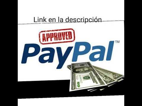 Ganar dinero para PayPal $$$$