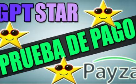 GptStar Prueba de Pago | Ganar Dinero en Internet Gratis Fácil y Rápido