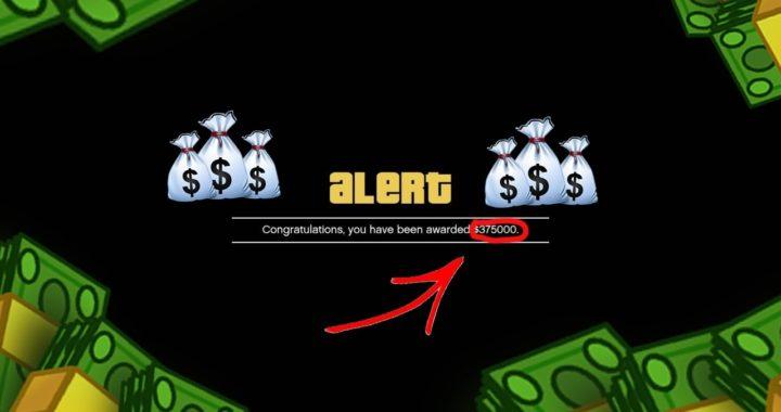 GTA 5 - CÓMO HACER $ 500000 EN 1 MINUTO! HAGA DINERO RÁPIDO! (GTA 5 ONLINE)