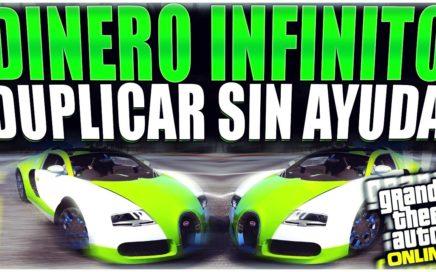 GTA 5 ONLINE 1.37-1.28 - TRUCO DINERO INFINITO DUPLICAR AUTOS ¡SIN AYUDA! ¡BESTIAL! MONEY GLITCH