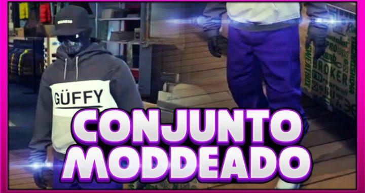 GTA V ONLINE - CONJUNTO MODDEADO OUTFIST FACIL PC/XBOX/PS4 1.42