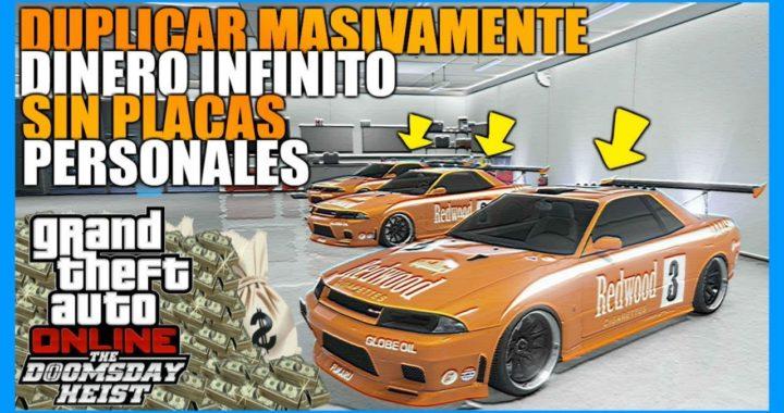 *INCREÍBLE* NUEVO DINERO INFINITO DUPLICAR MASIVAMENTE! 1.42 [$1,000,000/4 MINUTOS]   GTA 5 ONLINE