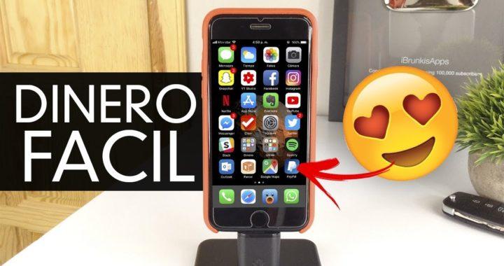 La MEJOR Manera Para GANAR Dinero Usando Tu iPhone!!