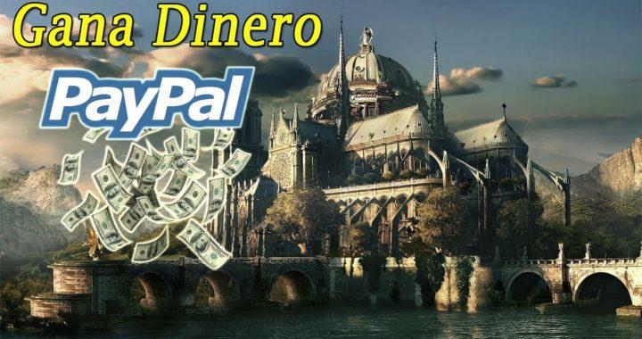 La Mejor Página para Ganar Dinero Gratis a Paypal   DollarTracks Nuevo Pago Paypal   Gokustian