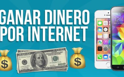 La mejor Pagina para ganar dinero por Internet   Gratis 100% Comprobado