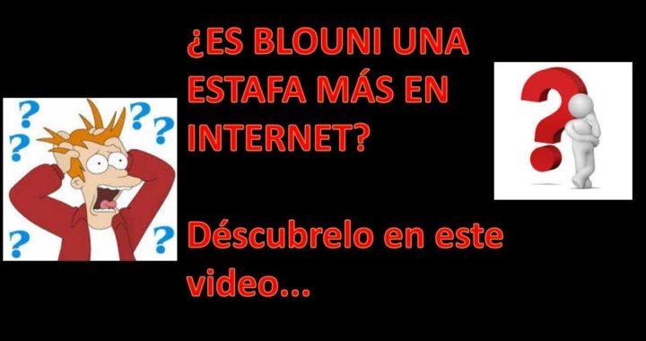La Pura VERDAD De BLOUNI ¡ DESCUBRELO EN ESTE VIDEO ! (GANAR DINERO CON PAYPAL 2018)