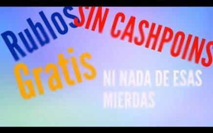 LAS MEJORES PAGINAS PARA GANAR RUBLOS SIN CASHPOINTS NI NADA DE ESAS MIERDAAS