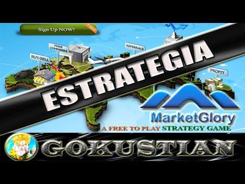 Market Glory Estrategia para empezar con buen pie | Gana dinero jugando GRATIS
