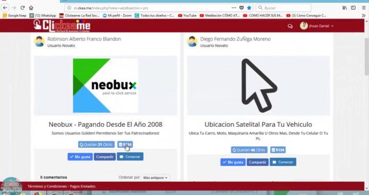 MIRA LO QUE PUEDES GANAR EN 25 MINUTOS EN INTERNET - MEJOR QUE NEOBUX - DINERO 2018