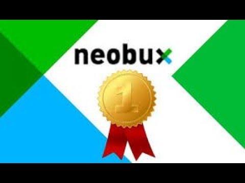 NeoBux: Cómo GANAR DINERO en la mejor PTC online    2018