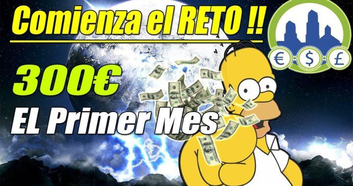 ¿No Sabes Cómo Ganar Dinero en Internet?, Reto para Ganar 300€ el Primer Mes Gratis | Gokustian