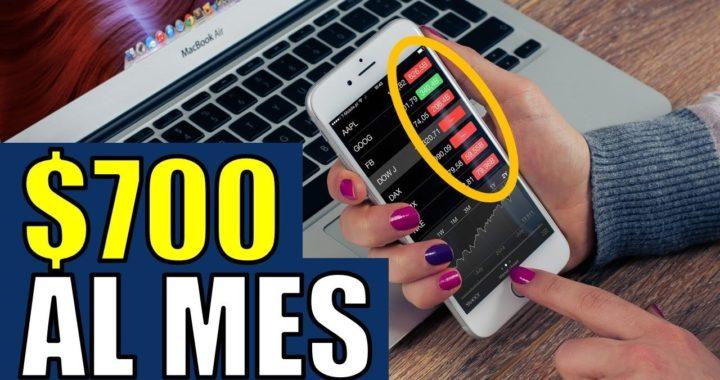 NUEVA APLICACIÓN para ganar dinero con el celular - DEMOSTRADO!