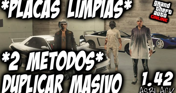 *NUEVO* - DUPLICAR MASIVO - GTA 5 - SIN AVENGER - PLACAS LIMPIAS - 2 METODOS - (PS4 - XBOX One)