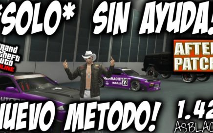 *NUEVO METODO* - *SOLO* - SIN AYUDA - DUPLICAR COCHES - GTA 5 - AFTER PATCH - (PS4 - XBOX One)