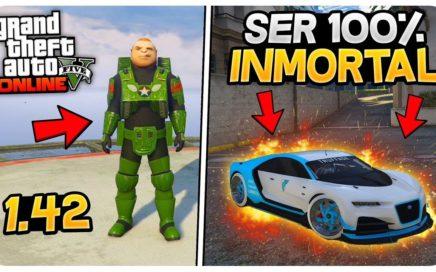 """NUEVO TRUCO PARA SER 100% """"HACKER"""" EN GTA 5 ONLINE ¡ALUCINANTE!"""