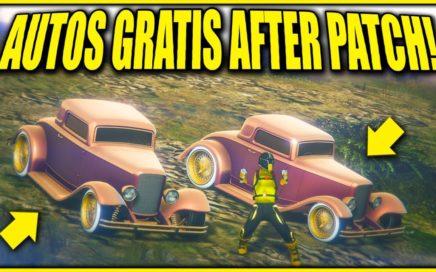 NUEVO! TRUCO TODOS LOS AUTOS GRATIS *AFTER PATCH*! GTA 5 1.42 DINERO INFINITO BRUTAL!