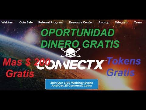 Oportunidad: Tokens Gratis Podemos Ganar Mas de $ 200 (Mira El Video Primero No Te Arepentiras)