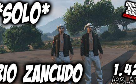PARCHEADO - *SOLO* - SIN AYUDA - DUPLICAR COCHES - GTA 5 - RIO ZANCUDO - TRUCO MEJORADO