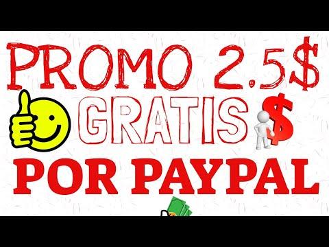 QUIERES GANAR 2.5$ EN PAYPAL POR TAN SOLO VER VÍDEOS (PROMOCIÓN DE BAYMACK)
