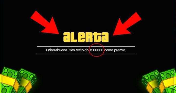 ROCKSTAR REGALA DINERO EN SAN VALENTIN! GTA 5 ONLINE TIENES QUE VERLO...