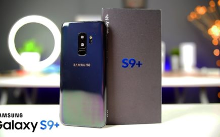Samsung Galaxy S9+ Unboxing (Clone)
