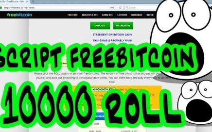 Script FreeBitcoin 2018 GANA DINERO GRATIS SEGURO