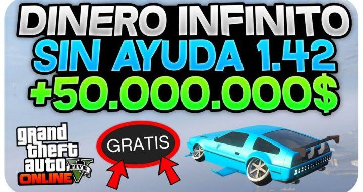 SER MILLONARIO RÁPIDO EN GTA 5 ONLINE 1.42 *SOLO* SIN AYUDA (COCHES GRATIS 1.42)