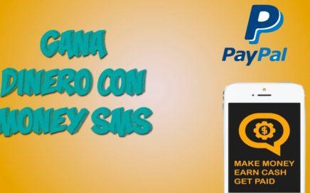 SMS MONEY GANA DINERO PAYPAL