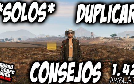 *SOLO* - DUPLICAR COCHES SIN AYUDA - GTA 5 - CONSEJOS - INSTALACIONES DESIERTO - (PS4 - XBOX One)