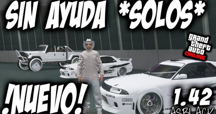 *SOLO* - NUEVO METODO DUPLICAR COCHES - GTA 5 - SIN AYUDA - SUPERFÁCIL -  PARCHEADO
