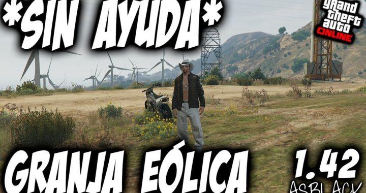 *SOLO* - SIN AYUDA - DUPLICAR COCHES - GTA 5 - INSTALACIONES GRANJA EÓLICA - (PS4 - XB1)