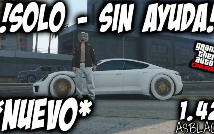 *SOLO* - SIN AYUDA - DUPLICAR COCHES MUY FACIL - GTA 5 - NUEVO METODO SIN AYUDA - (PS4 - XBOX One)