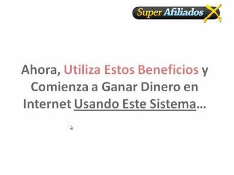 Super Afiliado X Te Enseña Como Ganar Dinero Rápido y Fácil De Obtener