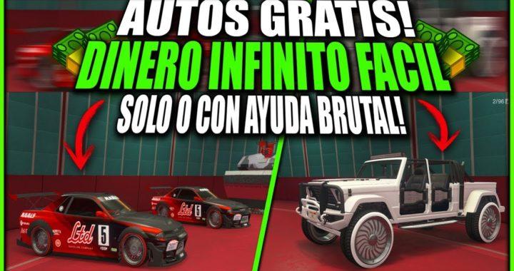 TODOS LOS AUTOS GRATIS TRUCO DINERO INFINITO *SOLO O CON AYUDA*! GTA 5 1.42 REGALAR O DUPLICAR AUTO