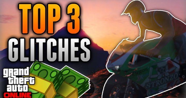TOP 3 TRUCOS FUNCIONANDO EN GTA V ONLINE 1.42!! - TRUCOS Y GLITCHES FACILES GTA 5 PS4 - DJCRISZYT