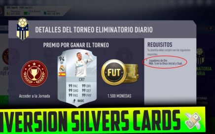 TRADEA CON ESTOS PLATAS Y GANA DINERO || FIFA 18 THE KING OF FIFA