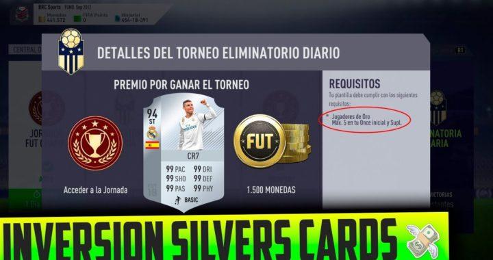 TRADEA CON ESTOS PLATAS Y GANA DINERO || FIFA 18 THE KING OF FIFA