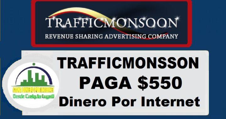 TrafficMonsson Como Ganar Dinero Para Paypal Gratis 2015 | Ganar dinero por internet