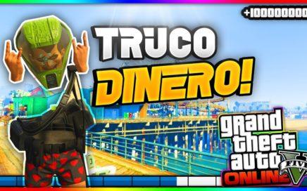 TRUCO DE DINERO INFINITO PARA GTA V ONLINE 1.42!