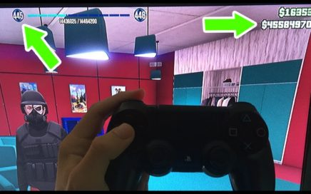 Truco Dinero Pulsar 1 Boton y Conseguir Todo Esto en GTA 5 Online (PS4, XBOX ONE y PC)
