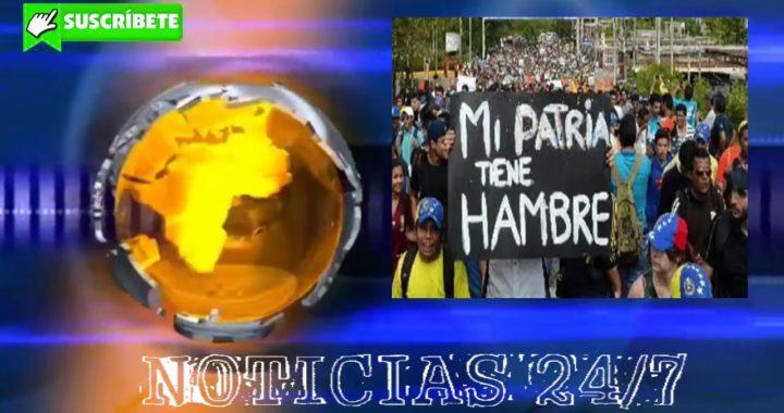 Venezuela Ultimas Noticias 17.02.2018 Nicolas Maduro Noticias24/7