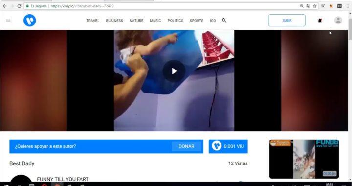 Viuly la nueva plataforma competencia de youtube