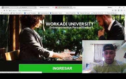 WORKADI ESPAÑOL La Nueva Plataforma CPA  Ganancias Rápidas (Ganar Dinero Por Internet 2018)