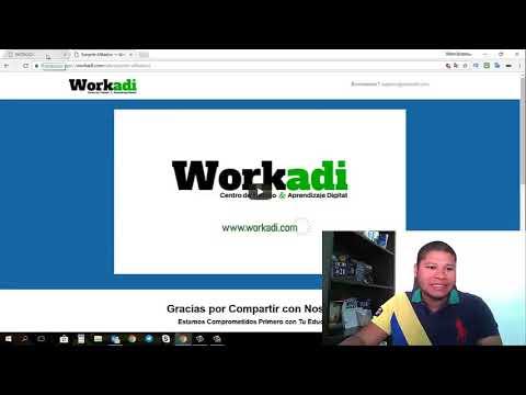 Workadi Nueva Plataforma donde podras ganar dinero al instante