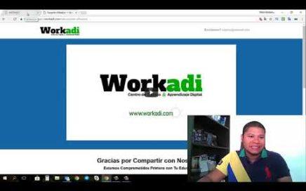 WORKADI OFICIAL: Gana Dinero con Workadi CPA Inmediato a tu cuenta