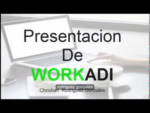 WorkAdi Trabajo Desde Casa SIN Invertir || Como Ganar Dinero Por Internet ||