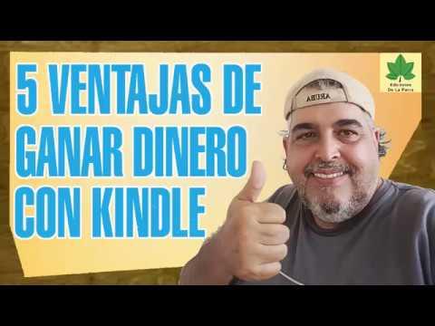 2 Cinco ventajas de ganar dinero con Kindle de Amazon