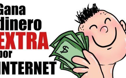 5 formas de ganar dinero por internet