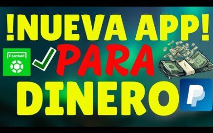 Allfootball Nueva App Para Ganar Dinero por Paypal y Amazon Invitando amigos (amadroid)