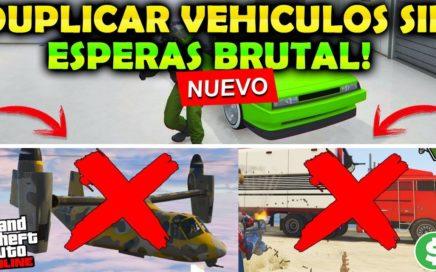 BRUTAL! EL MEJOR TRUCO PARA DUPLICAR COCHES EN 30 SEGUNDOS Y GANA +5-000.000! GTA5 ONLINE 1.42